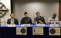 Summary of the conference Religions, Scriptures and Interreligious Dialogue