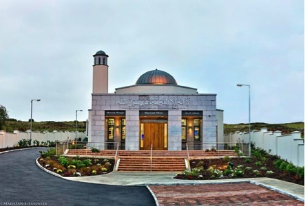 Ireland's first Ahmadiyya Muslim Mosque opens in Galway