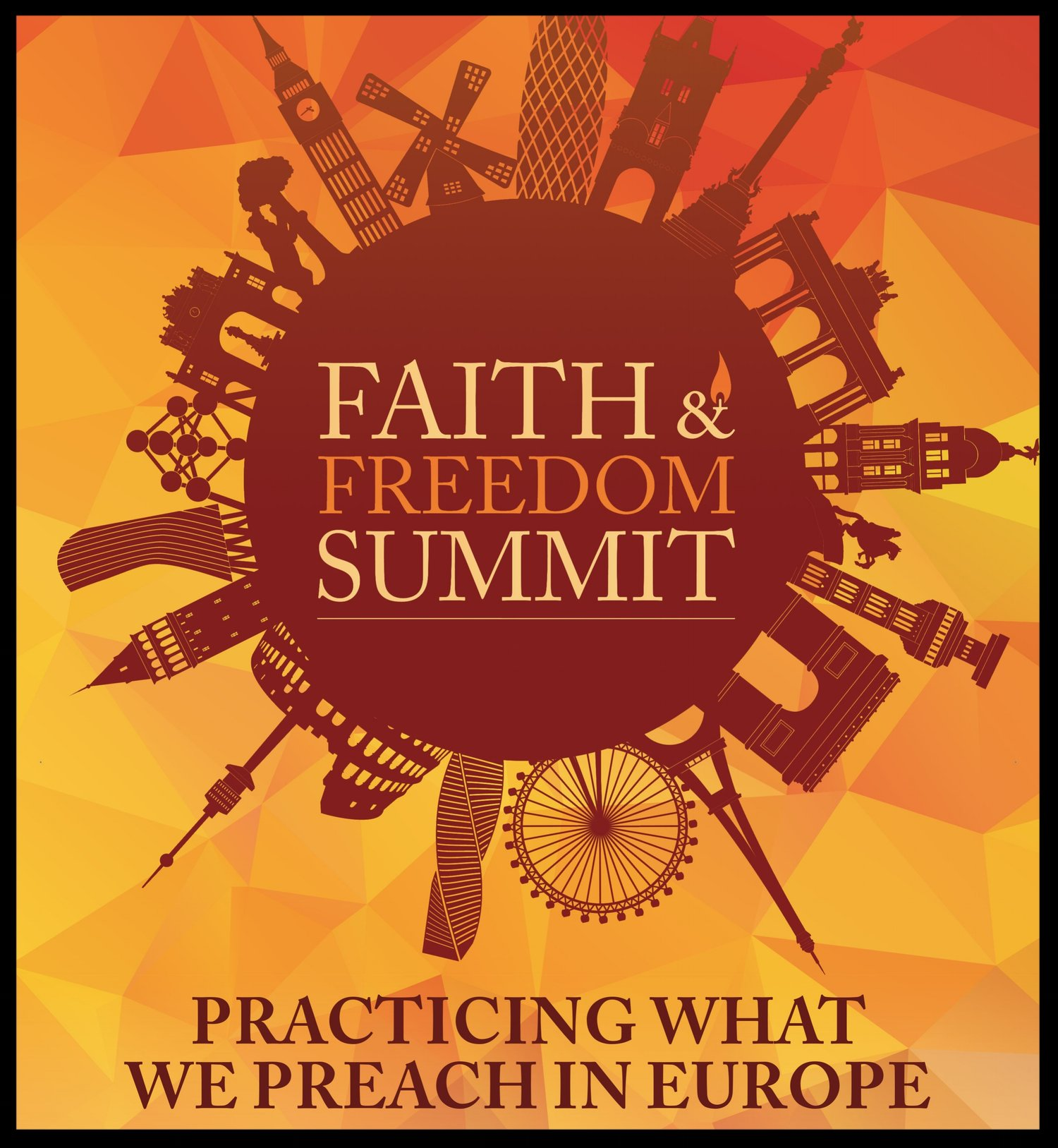 The Faith and Freedom Summit has a new website