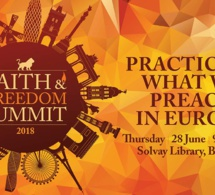 Register to the Faith and Freedom Summit