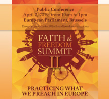 Register to the Faith and Freedom Summit II