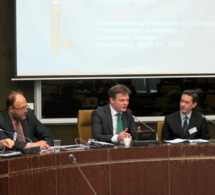 Summary of EIFRF conference - 23 April - PACE