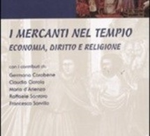 "Translated excerpts from the book ""I mercanti del Tempio"" (Merchants of the temple)"