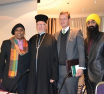 Article in Religion News Service by Brian Pellot about EIFRF event in Brussels