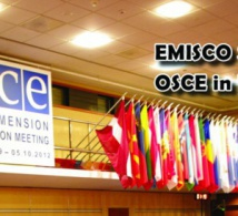 OSCE meeting discussed freedom of expression in VIENNA, from 3-4 July 2014